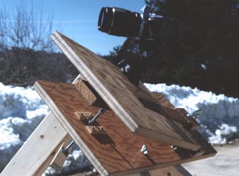 Astronomy Boy Barn Door Tracker Manual Version Photo 1