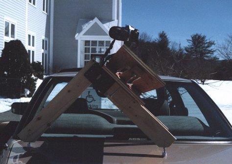 Astronomy Boy: Barn Door Tracker: Manual Version, Photo 3