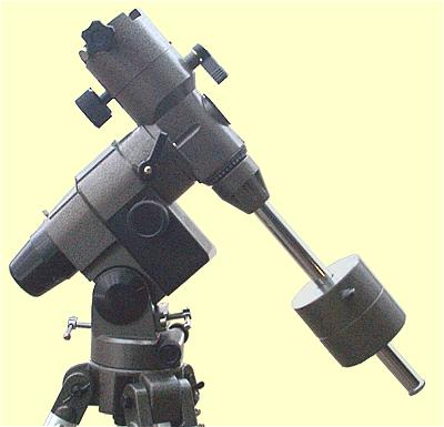 Astronomy Boy: CG-5 and Meade LX70 Mount Improvements