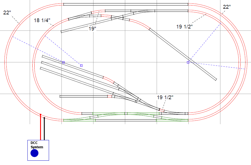 Dcc Track Wiring - Wiring Diagrams Entry on